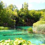 美しい大自然の芸術「プリトヴィッツェ公園」アドリア海の真珠 「ドブロヴニク」をまわる旅 7日間