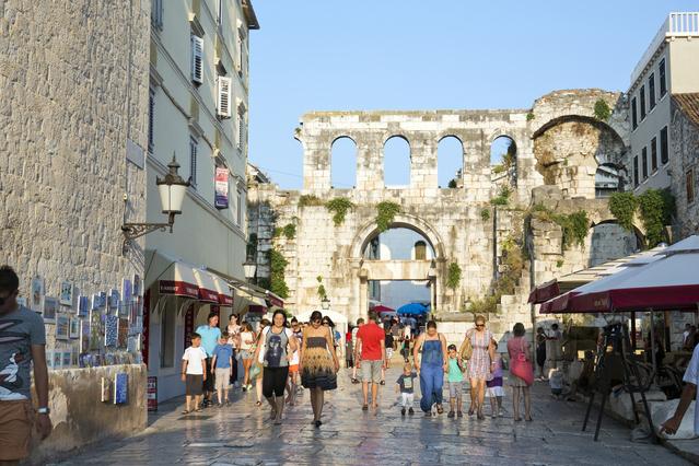 クロアチア都市情報