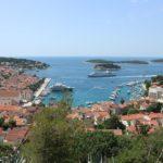 アドリア海の島「フヴァル島」、世界遺産「スプリット」「ドブロブニク」をまわる旅9日間