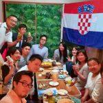 クロアチア料理会を開催しました!