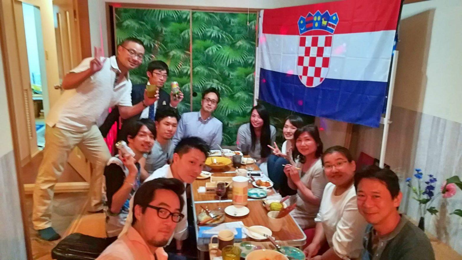 クロアチア料理会