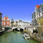 ツアーポイント①-東ヨーロッパ1の芸術都市「リュブリャナ」から出発