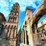 世界遺産スプリット・ディオクレディアヌス宮殿観光&公園散策ツアー(3時間)