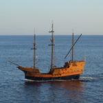 エラフィティ諸島3島(コロチェプ島+シパン島+ロプド島)カラカ船クルーズ 【ドブロブニク発・昼食付き】
