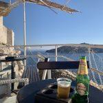 クロアチアの絶景カフェ&バー「Buza Bar」@ドブロブニク