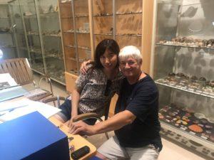 オシイェク 貝の博物館