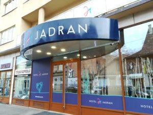 ホテルヤドラン hotel jadran