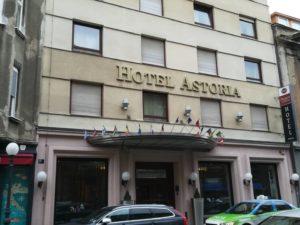 ベストウェスタンプレミアホテルアストリア