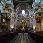 聖ニコラウス大聖堂│リュブリャナ