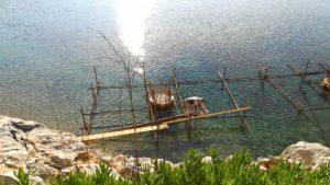 ホテルナヴィス・船着き場