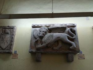 ヴェネツィア共和国の象徴「有翼の獅子」