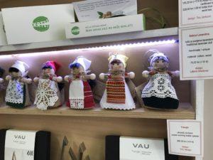 クロアチア土産・人形