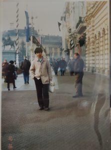 1980年代のザグレブ