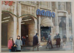 クロアチア・ザグレブの百貨店nama