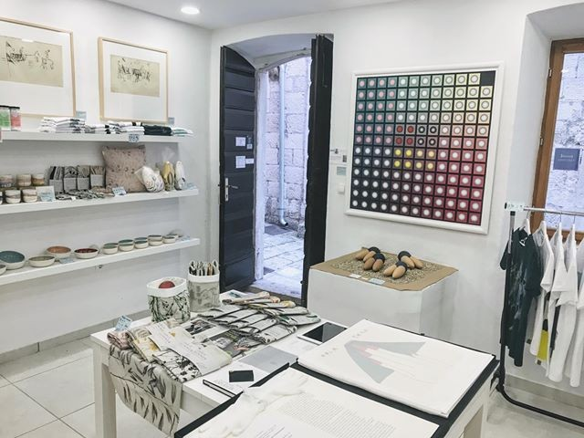 Korcula Art Gallery - Marko Artの店内│コルチュラ島