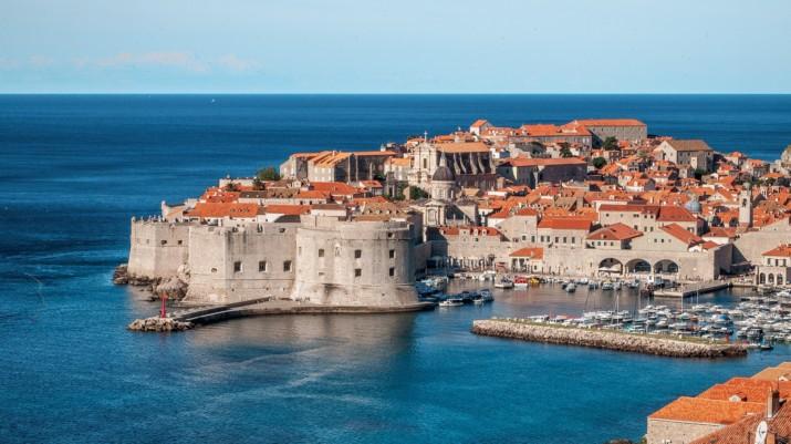 クロアチア人気3大都市を周る旅